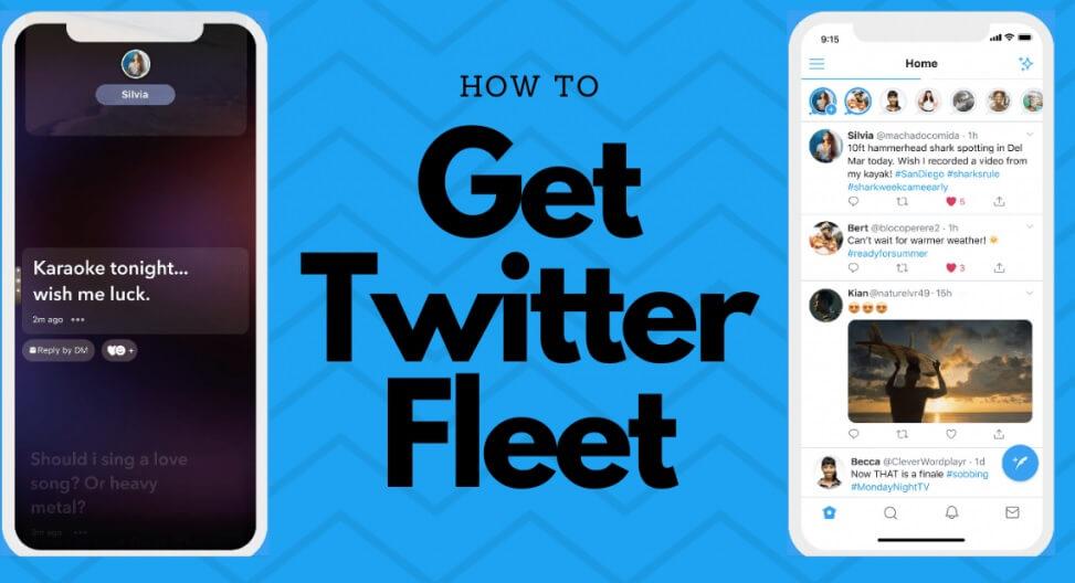 How 'Twitter Fleets' Work?