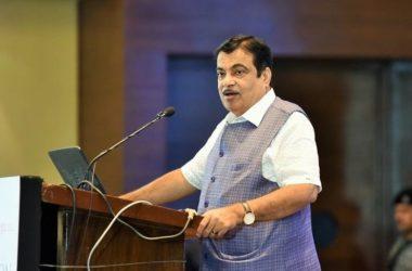 Transport Minister Nitin Gadkari