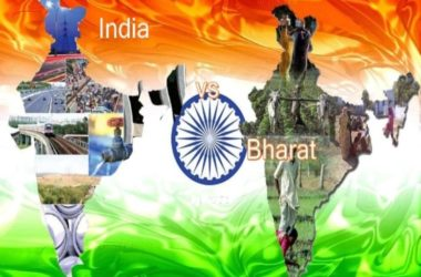Rename India as 'Bharat'