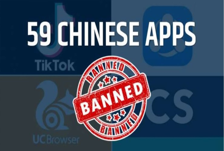 After India, US, AUS Plan 'Ban on Chinese Apps'
