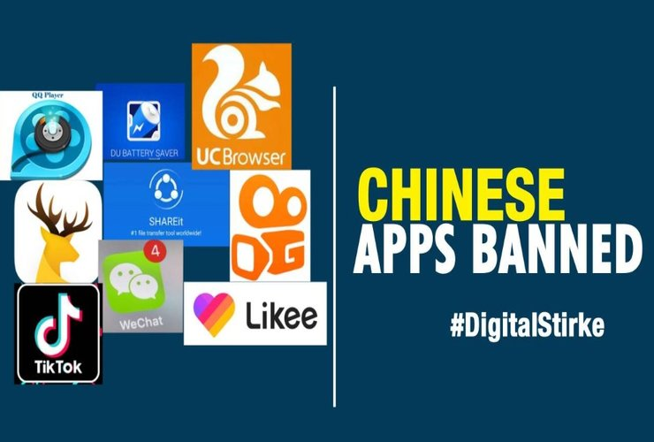 India Bans 47 More Chinese Apps in Its Second 'Digital Strike'!