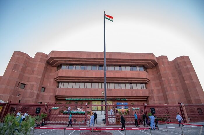 Indian Embassy in Kuwait