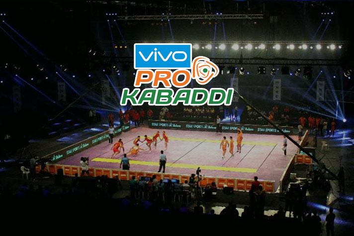 Pro Kabaddi League title sponsorship