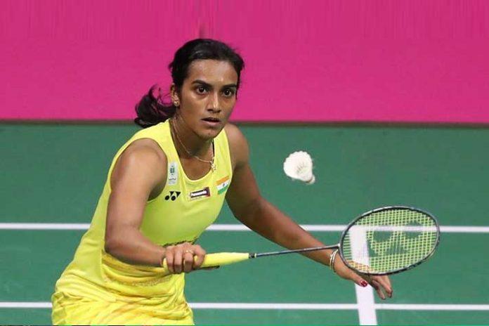 Badminton Champion PV Sindhu
