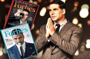 Akshay Kumar TOP 10 Forbes Highest Paid Male Actor