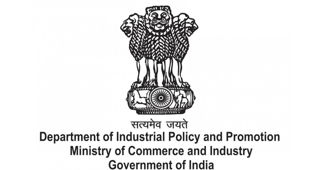 Department for Promotion of Industry and Internal Trade (DPIIT)