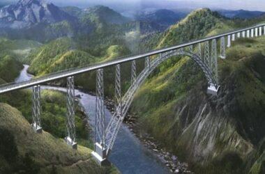 Jammu and Kashmir Railway Bridge