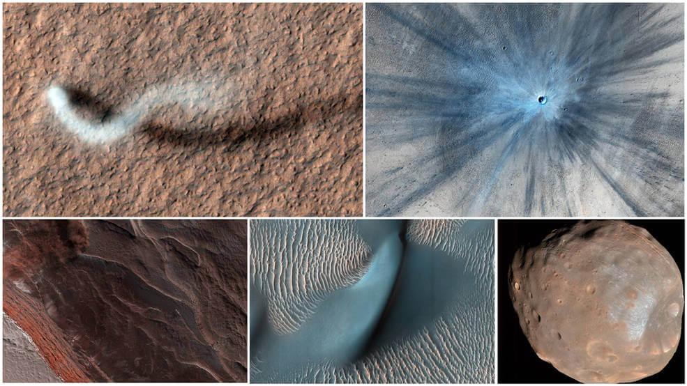 Mars Reconnaissance Orbiters