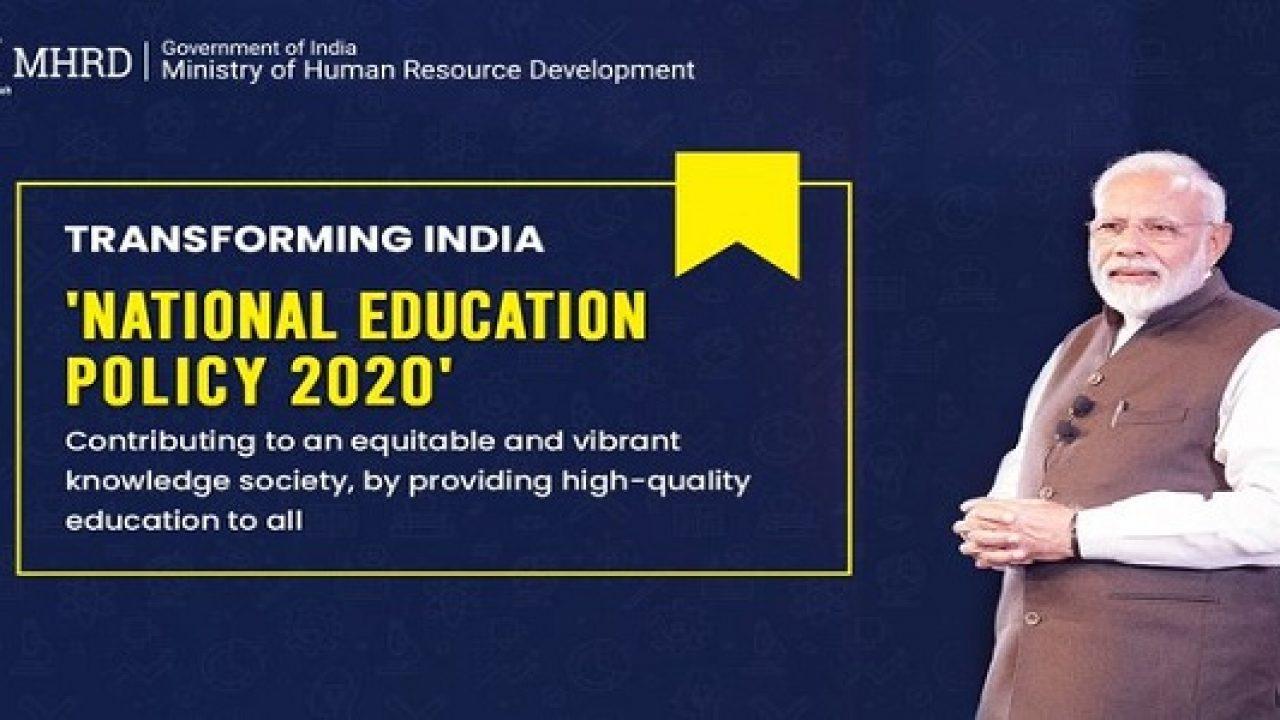 PM Narendra Modi National Education Policy 2020