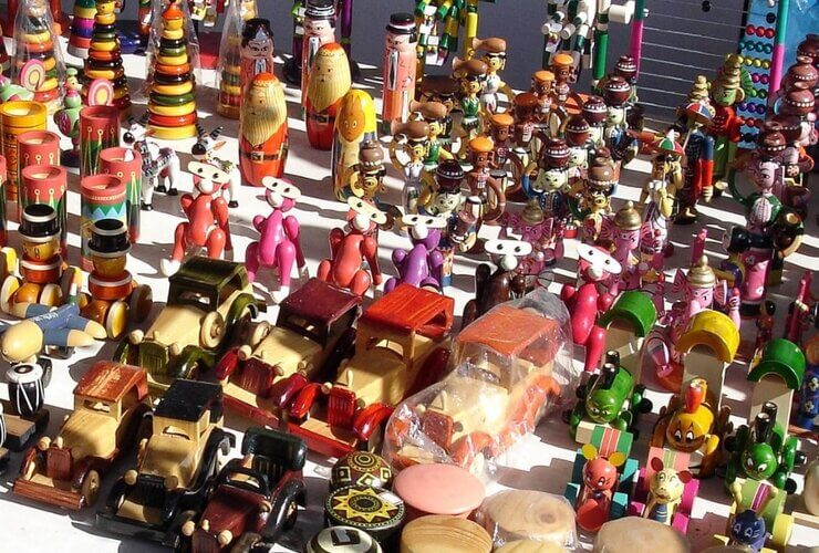India plans to launch National toy fair, toy labs, and traditional toys