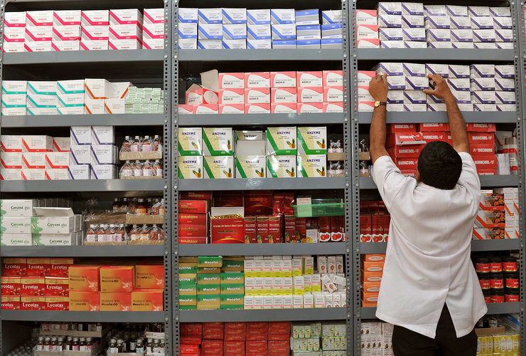 Procurement and distribution plans in line for discussion with top pharma companies