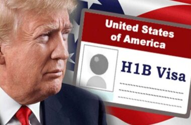 President Donald Trump H-1B Visa