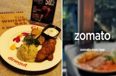 Zomato and Dineout