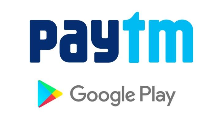 Google Paytm App