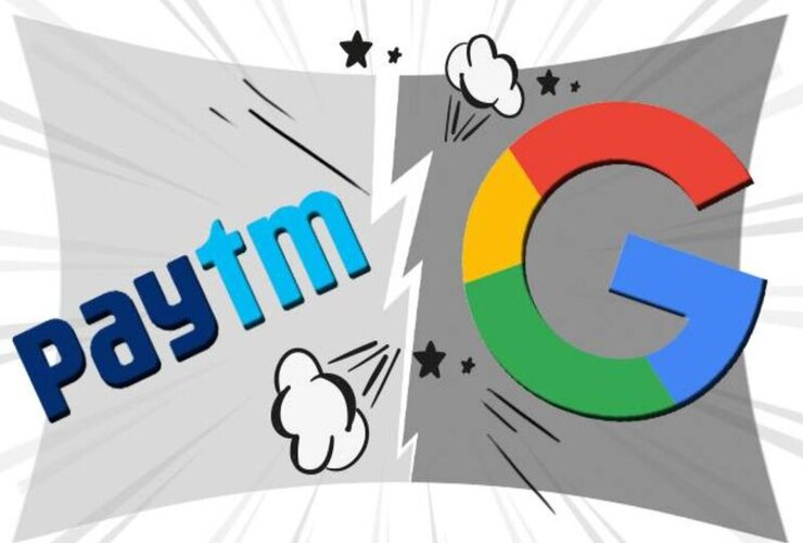 Google Removes Paytm App from Play Store Over Policy Violations!
