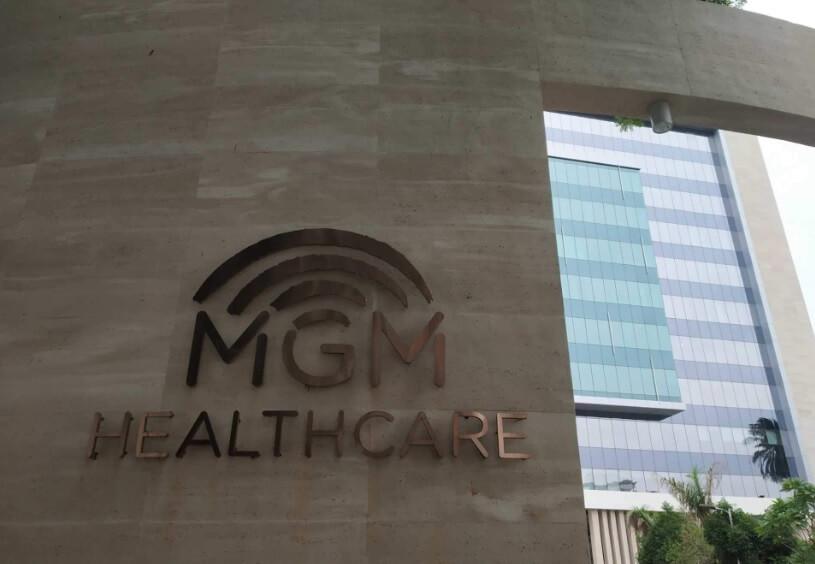 MGM Healthcare Hospital