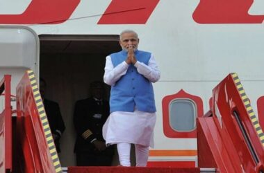 PM Modi Foreign Trip Expenses