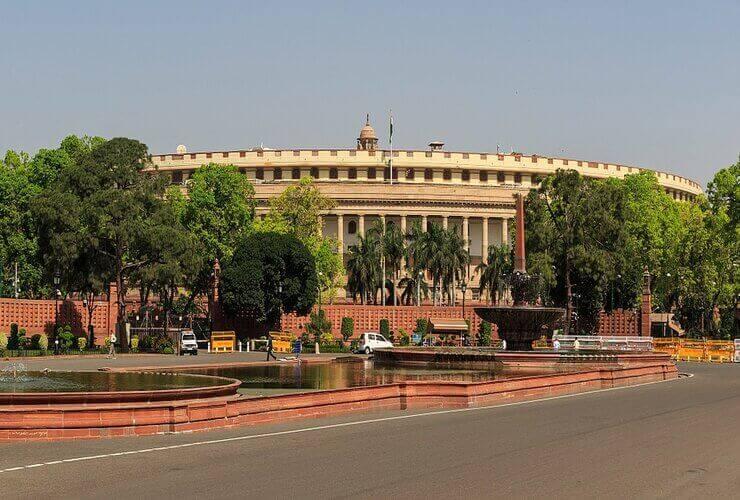 Modi government puts forward farming bills in Rajya Sabha