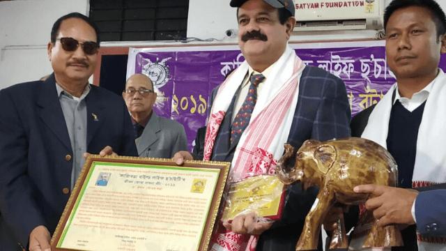 Dr Sarma Elephants Doctors