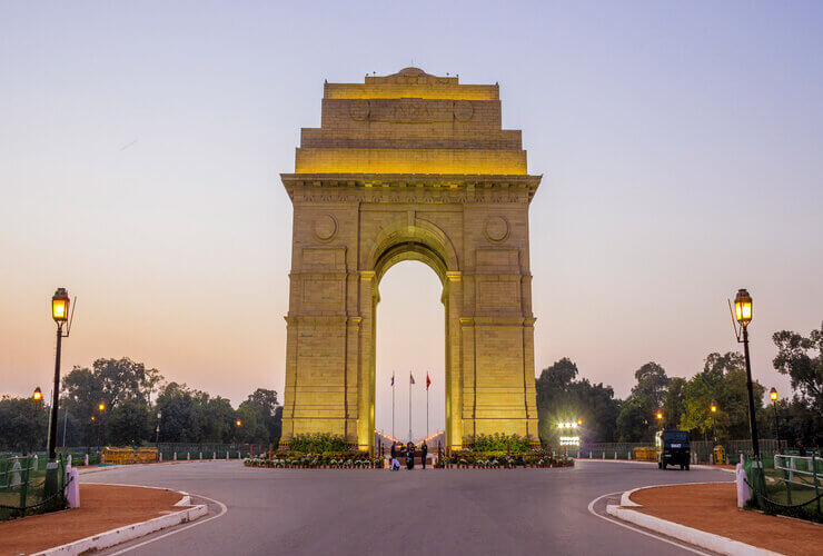 Delhi Bags 62nd Position in the List of World's Best Cities for 2021!