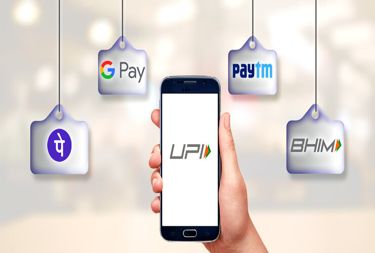 UPI Transactions Outpace 2 Billion Mark in October Amid Pandemic!