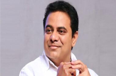 Telangana IT Minister KT Rama Rao