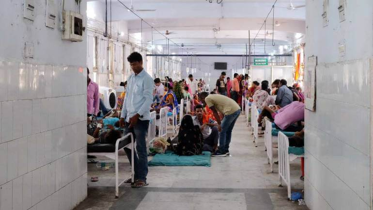Eluru Government Hospital Patients
