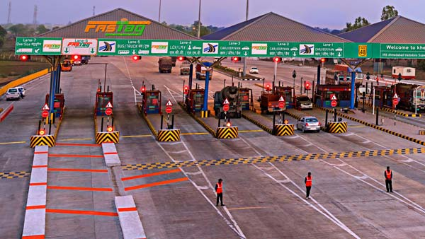 Indian Highways Toll Gate