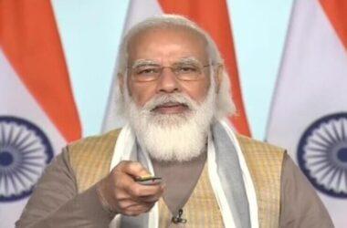 Prime Minister Narendra Modi Inauguration Driverless Train