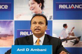 Anil Ambani's Reliance Group