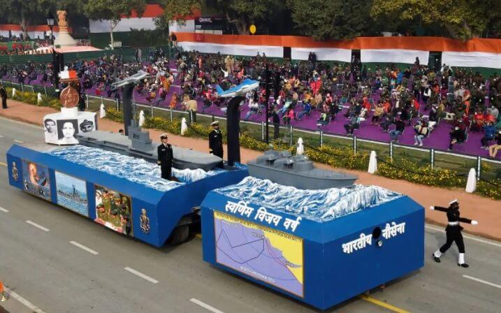 India 72 Republic Day