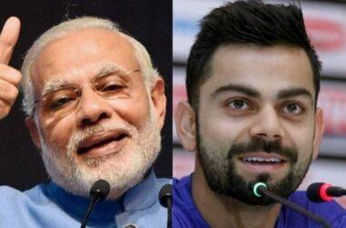 Modi and Kohli