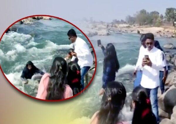 Odisha Woman Dies Clicking Selfie