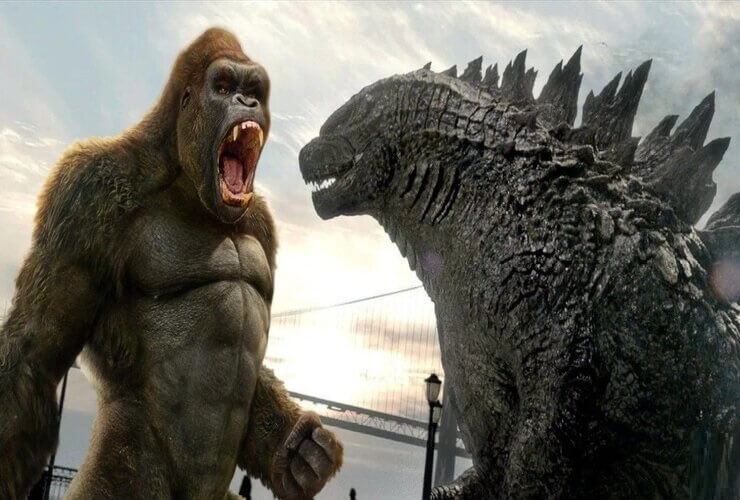 Godzilla Vs King Kong New Trailer Out! Shows Kong As the Underdog!