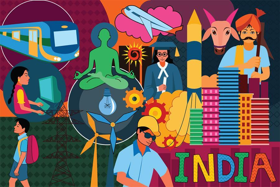 Inclusive Development for Aspirational India