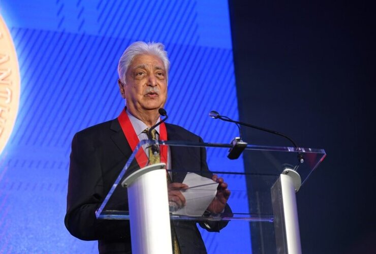 Wipro's Azim Premji Shares an Idea to Vaccinate 50 Crore in 60 Days!