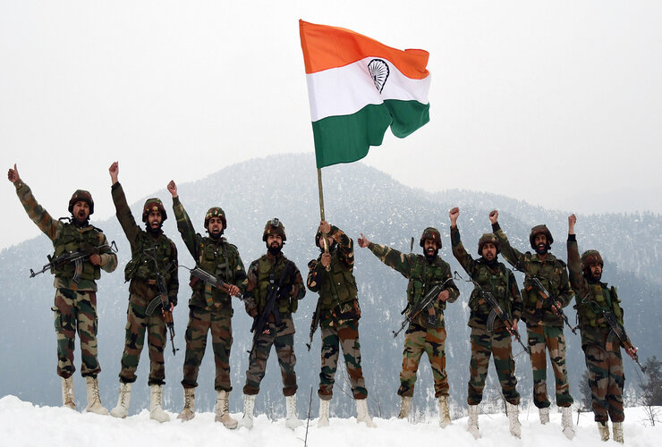India Stands at No. 4 in Military Strength Index!