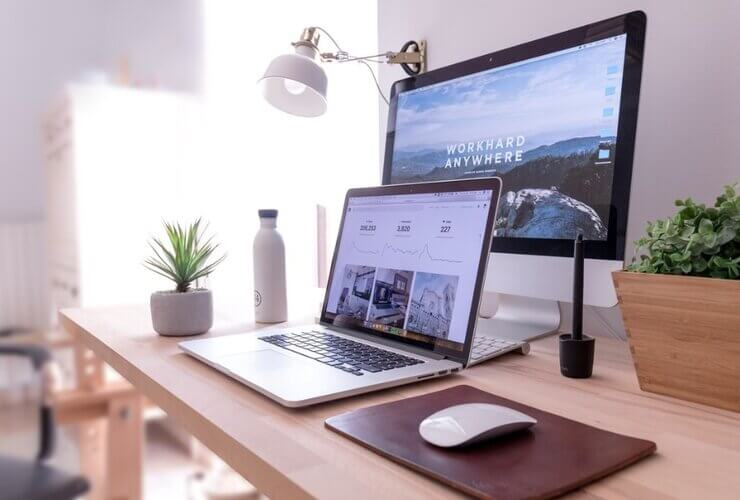 Own Website From Home with Ease