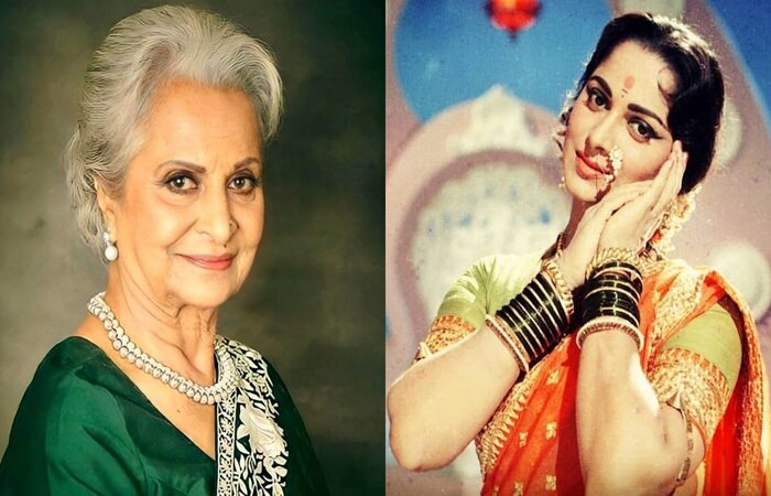 A Bharatanatyam Guru Refused to Teach Me As I Am A Muslim: Waheeda Rehman
