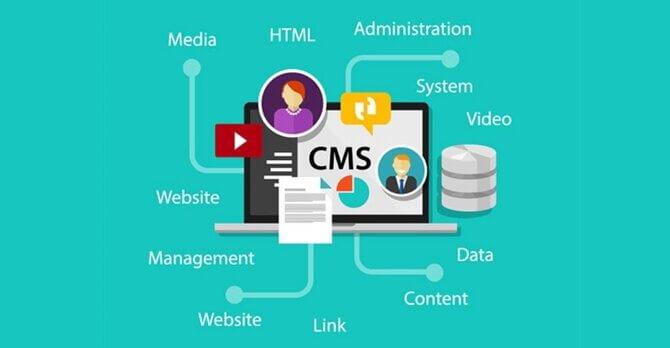 Website Builder and Content Management System