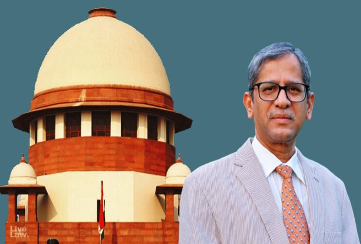 Justice NV Ramana Appointed Next Chief Justice Of India